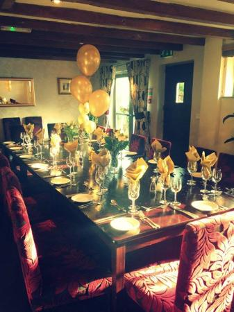 Etwall, UK: Private Function room was perfect