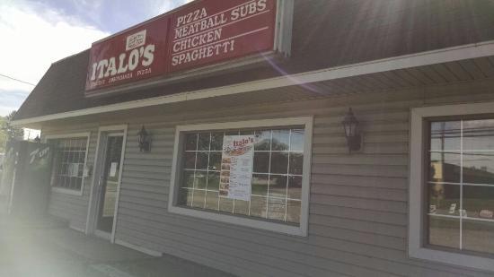 Ανατολικό Λίβερπουλ, Οχάιο: Italo's Pizza