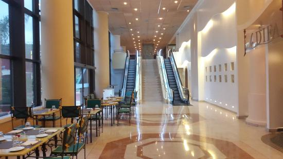 sofitel algiers hamma garden interieur hotel