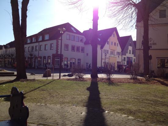 Harsewinkel, Deutschland: Cathedral Park