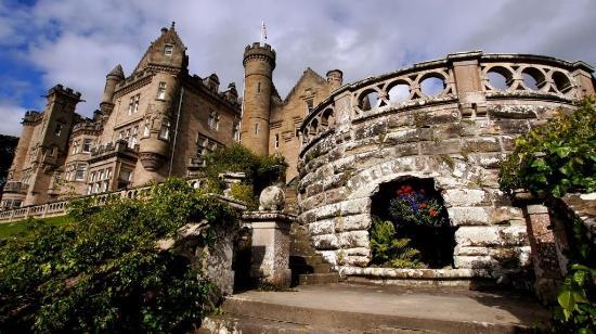 The Carnegie Club at Skibo Castle: Exterior Skibo Castle
