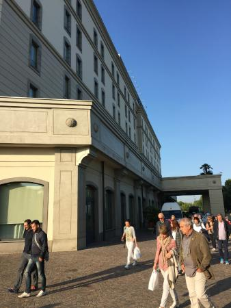 Cosmo Hotel Palace Milan Tripadvisor