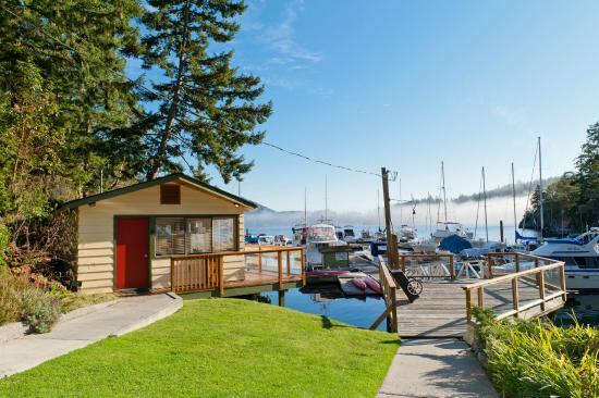 Garden Bay, แคนาดา: Cottage #6