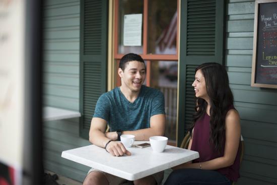 Erste frage online dating