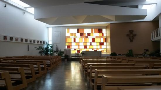 Parrocchia San Giovanni Battista e San Benedetto Abbate