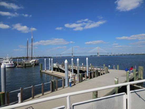 Trip Advisor Charleston Harbor Tours