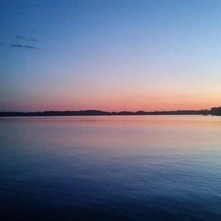 North Kawartha, Canada: Sunset