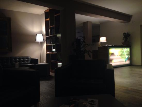 Hotel Raffl: Reception