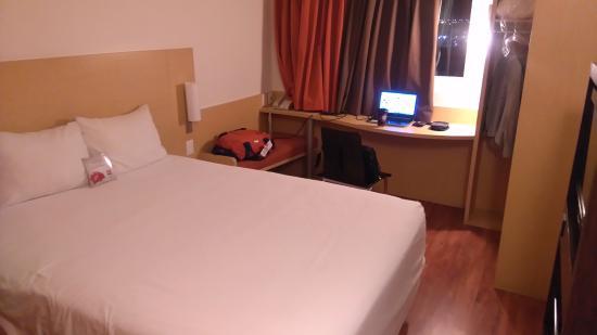 Hotel Ibis Hermosillo: habitacion