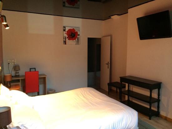 Hotel De La Poste : Chambre 3 à 85€/nuit