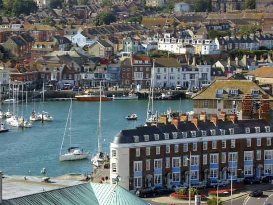 Weymouth, UK: The Harbour
