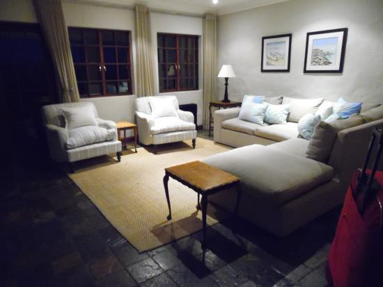 Fynbos Ridge Country House & Cottages: Very spacious adn relaxing