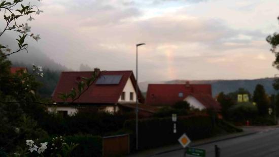 Seelbach, Germany: Vue au petit matin