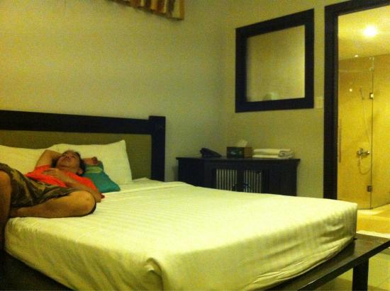 Faifoo Boutique Hotel: Nice hotel but so far from middle of town
