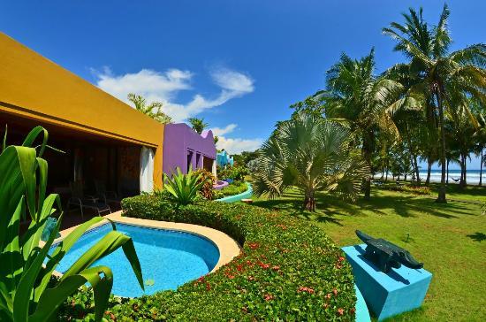 Alma del Pacifico Beach Hotel & Spa: Hotel Exterior