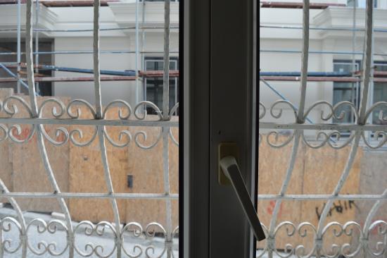 Santa Sophia Hotel : Window