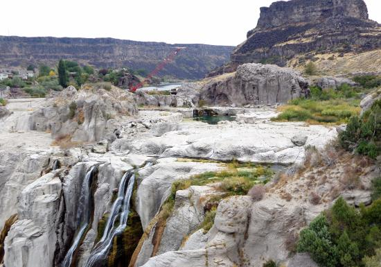 La Quinta Inn & Suites Twin Falls: Nearby Shoshone Falls