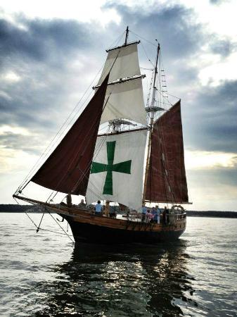 Denison, Τέξας: Adventure of sailing!