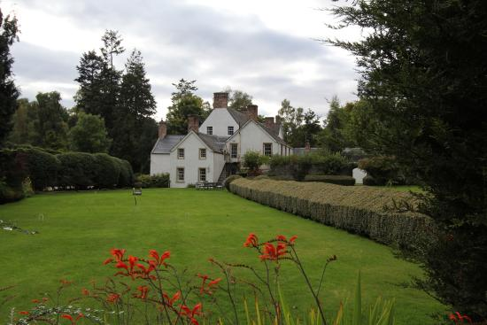 Ord House Hotel: Garden from the east side
