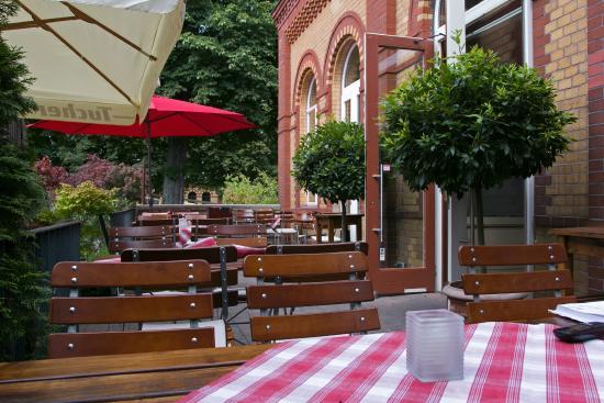 Schlachthof Restaurant & Bar: Terrasse