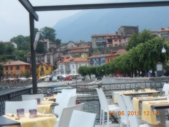Terrazza sul lago - Foto di Ristorante Due Palme, Mergozzo ...