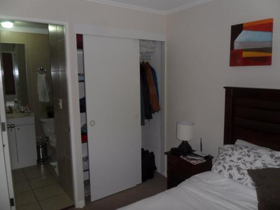 INFINITY by Ameristar: Um quarto aconchegante.