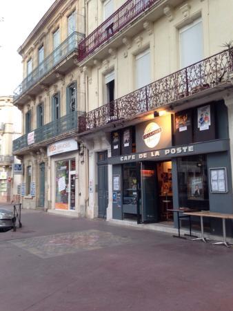 Cafe de La Poste: Café de La Poste