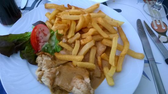 Merlimont, Prancis: plat