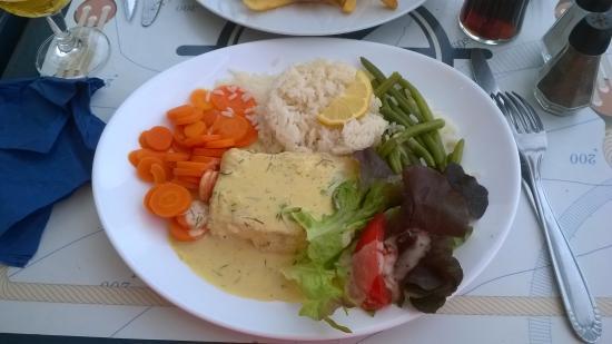 Merlimont, Prancis: plat bis