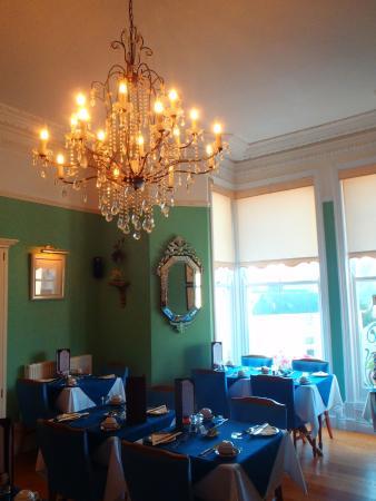 Shirley Hotel: Breakfast Room