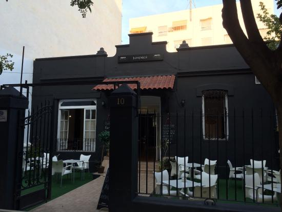 Ca domenech mediterranean restaurant calle mistral 10 for Calle mistral
