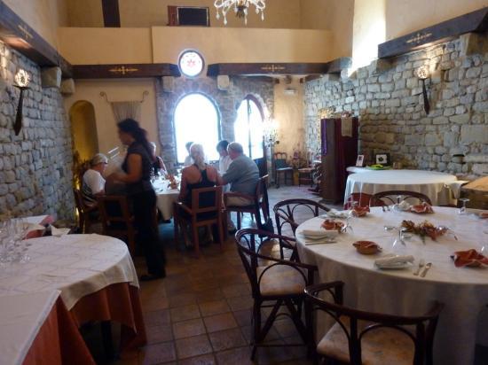 Els Fogons de Can Llaudes: Restaurant interior