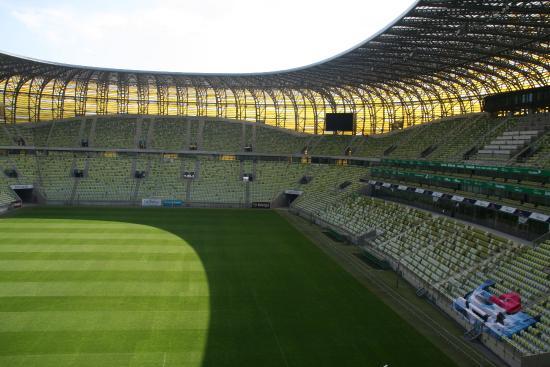 City Stadium in Gdynia