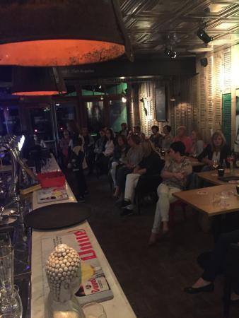 Breendonk, Belgia: Vrijdag spare ribs à volenté 18,50€