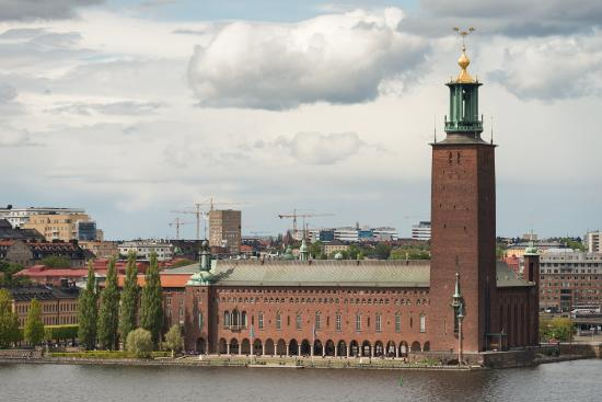 stockholm city hall picture of stockholm city hall stockholm tripadvisor. Black Bedroom Furniture Sets. Home Design Ideas