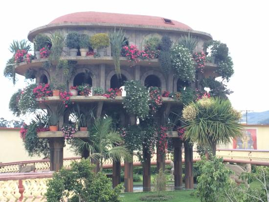 Jardines colgantes de babilonia picture of parque jaime for Los jardines colgantes de babilonia