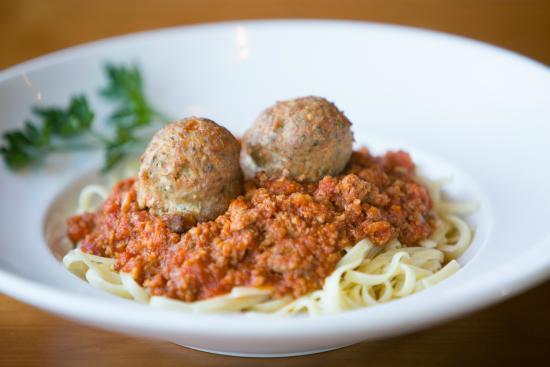 Spaghetti And Meatballs Picture Of Picazzo S Healthy