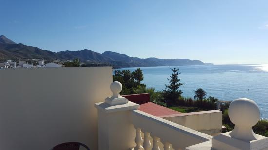 Apartamentos Balcon de Carabeo: View from roof terrace