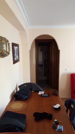 Apartamentos Balcon de Carabeo: Towards the bedroom