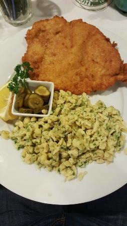 Kranzberg, เยอรมนี: Forstrestaurant