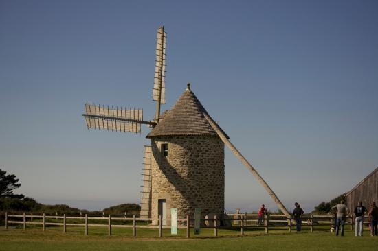 Les Moulins de Trouguer
