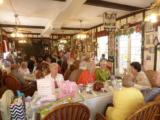 British Tea Room Orlando