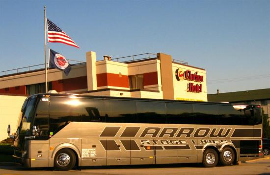 Image result for bus tour group hotel