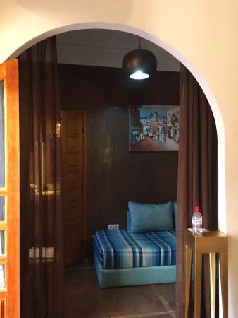Riad Mazaya: Chocolate suite