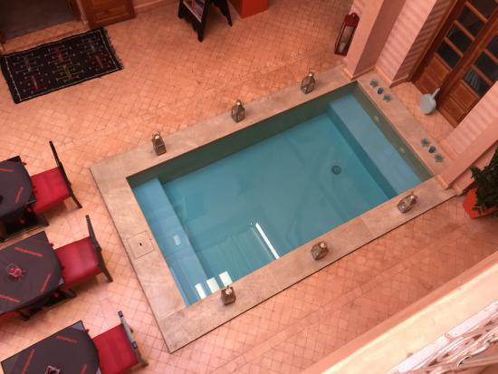 Riad Mazaya: Pool