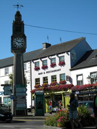 The Clock Tavern: Fachada