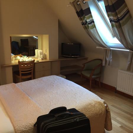 Thameside Hotel: Loft room