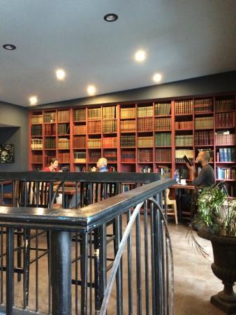 Bauhaus Books Coffee Capitol Hill