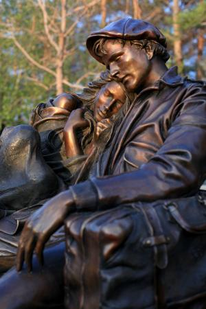 Englewood, CO: Departure by George Lundeen