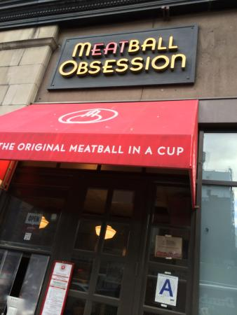 Photo of Fast Food Restaurant Meatball Obsession at 510 Avenue Of The Americas, New York, NY 10011, United States